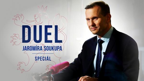 Duel Jaromíra Soukupa - SPECIÁL