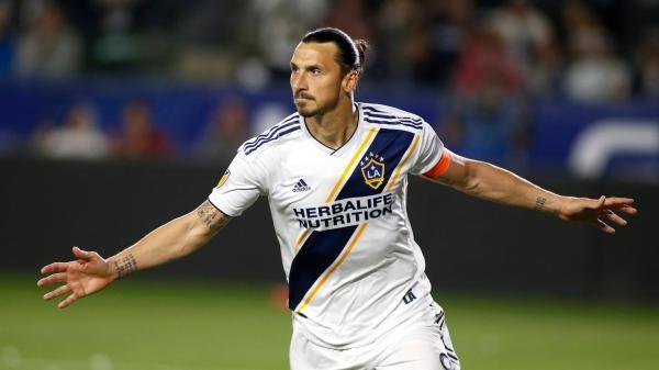 Zlatan Ibrahimovič: LA Galaxy - Los Angeles FC