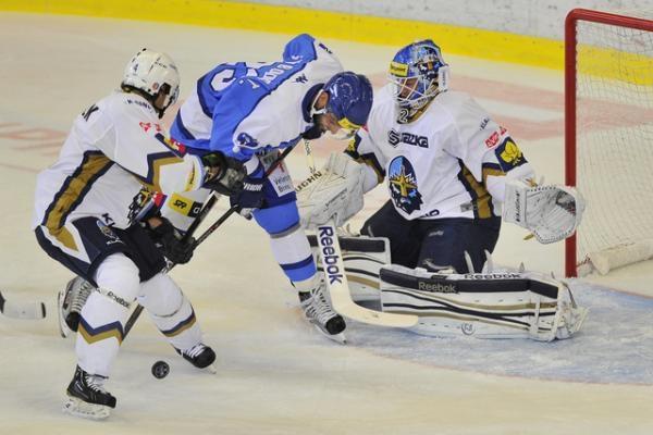 Hokej: HC Kometa Brno - Rytíři Kladno