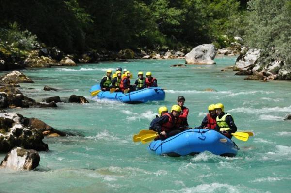Rafting: ME 2016 Slovinsko