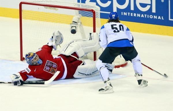 Hokej: Česko - Finsko
