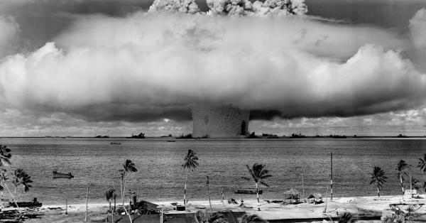 Šílený svět studené války