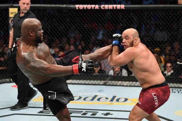 UFC Fight Night: Lewis vs. Olejnik