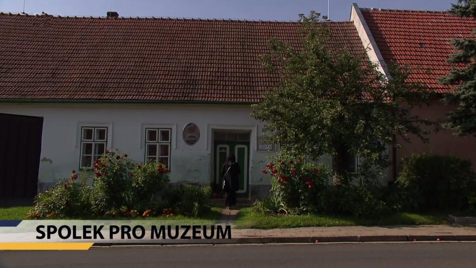 Dokument Spolek pro muzeum