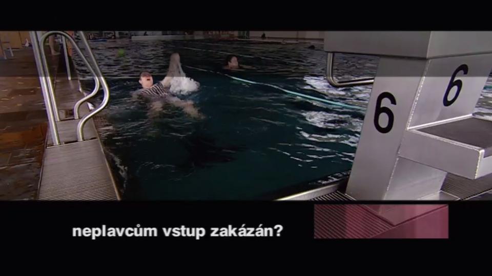Dokument Neplavcům vstup zakázán?