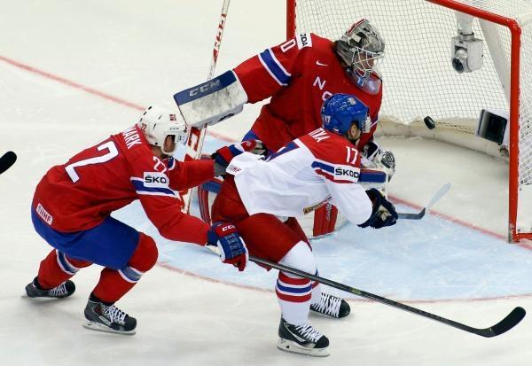 Hokej: MS v hokeji 2014