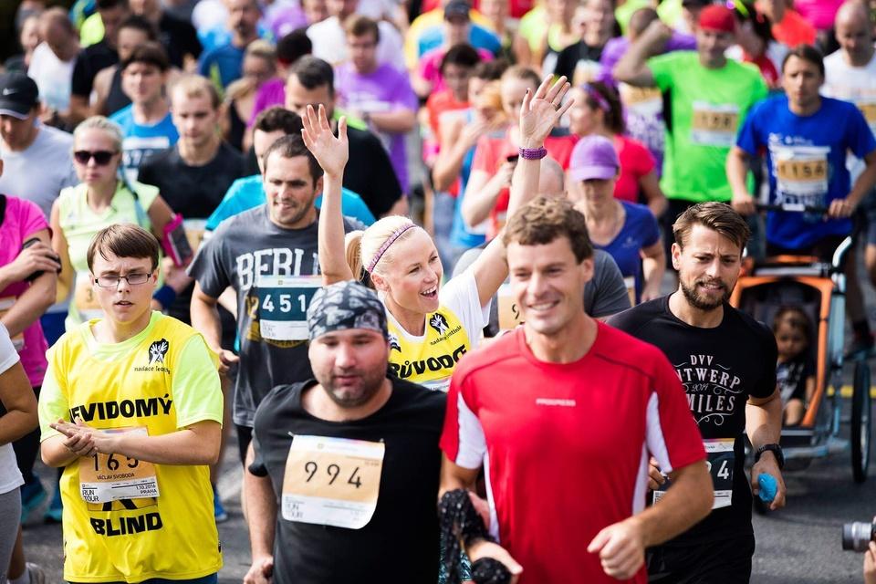 Run Tour - Praha