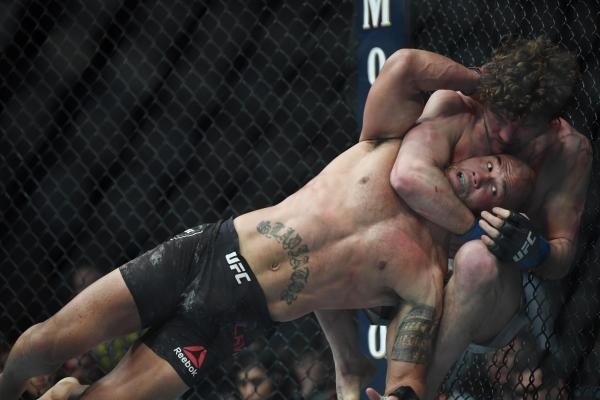 UFC Fight Night: Covington vs. Lawler