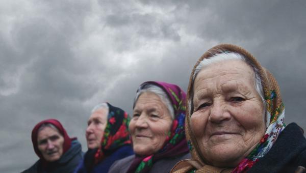 Dokument Bábušky z Černobylu