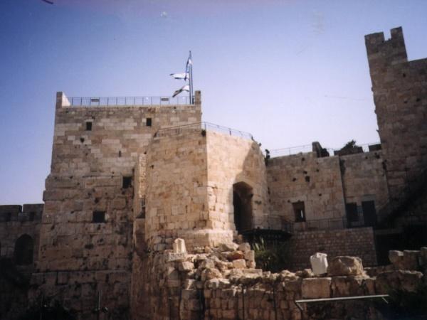 Po stopách izraelských králů
