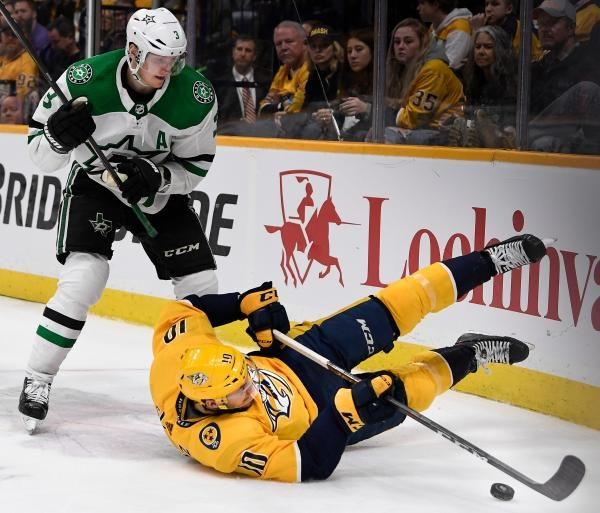 Dallas Stars - Nashville Predators