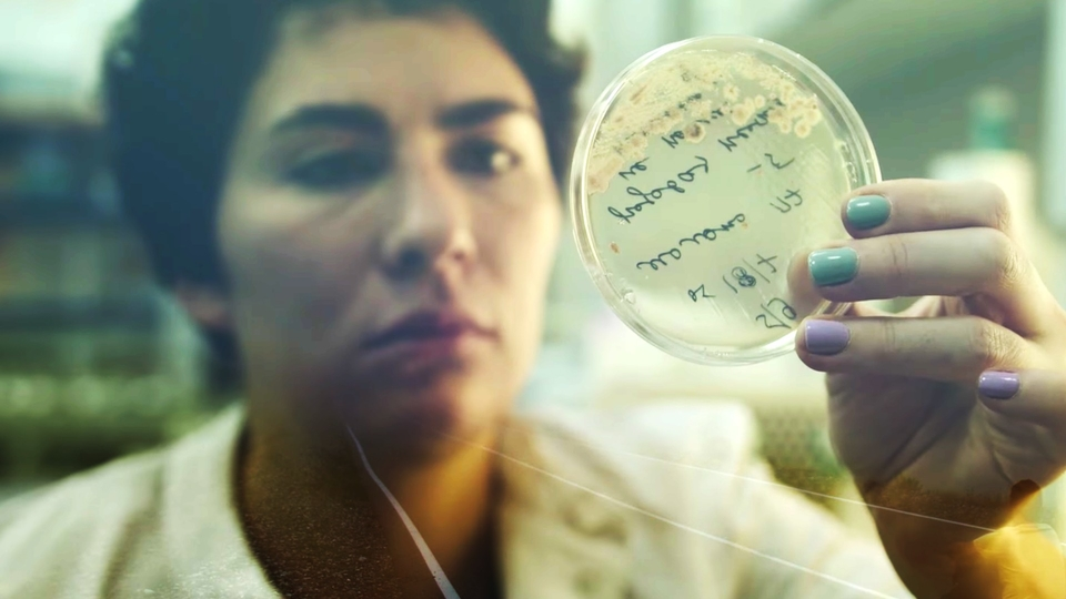 Documentary Život s bakteriemi