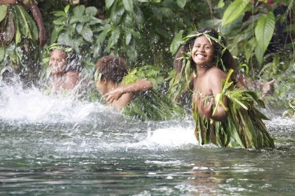 Dokument Tajemství ostrovů Vanuatu