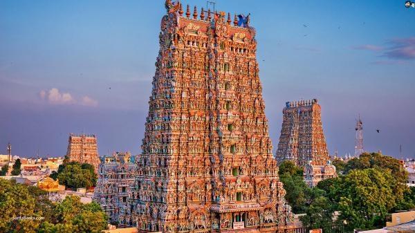 Dokument Jižní Indie - hinduistické chrámy