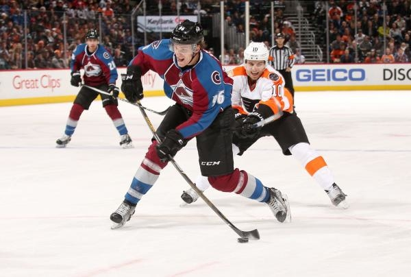Colorado Avalanche - Philadelphia Flyers