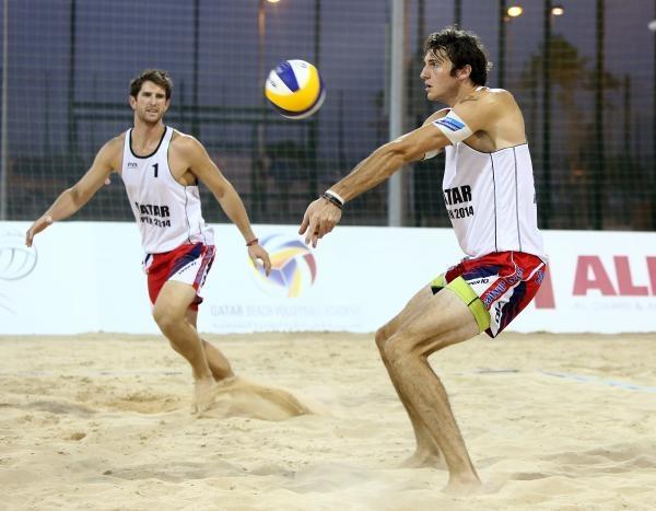 FIVB Beach Volleyball - Dauhá