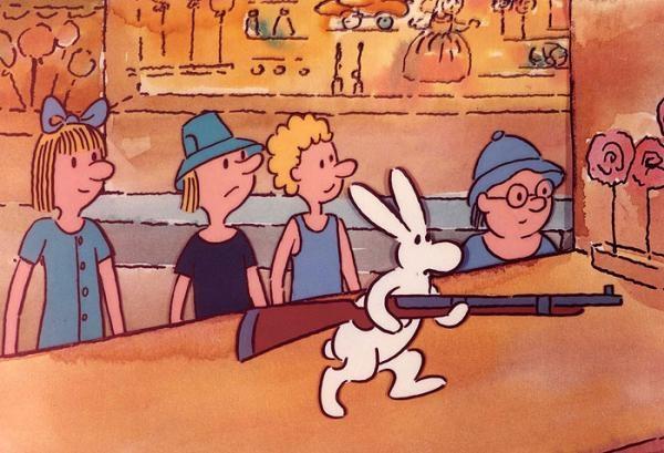 Bob a Bobek králiky z klobúka