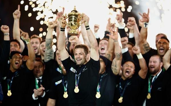 Ragby: All Blacks znovu zlatí