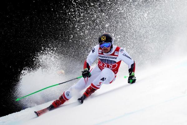 Alpské lyžování: SP Rakousko