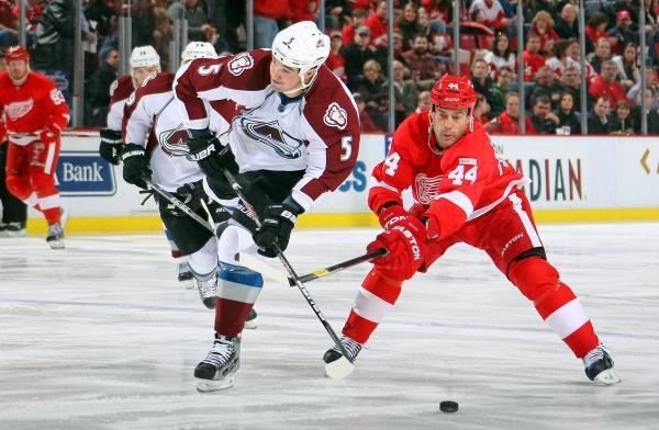 Colorado Avalanche - Detroit Red Wings