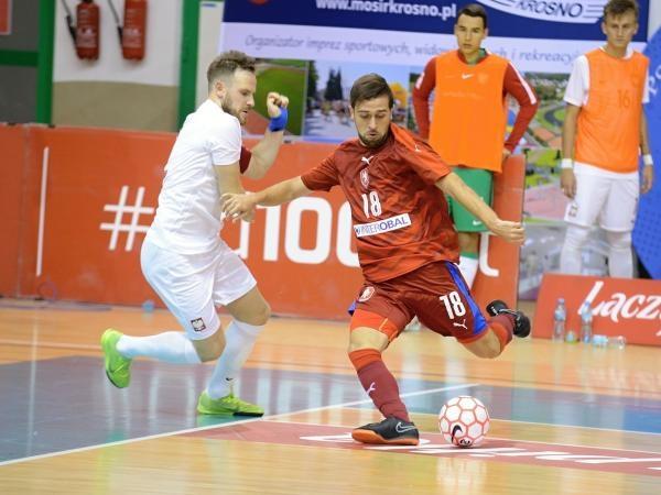 Futsal: Česko - Polsko
