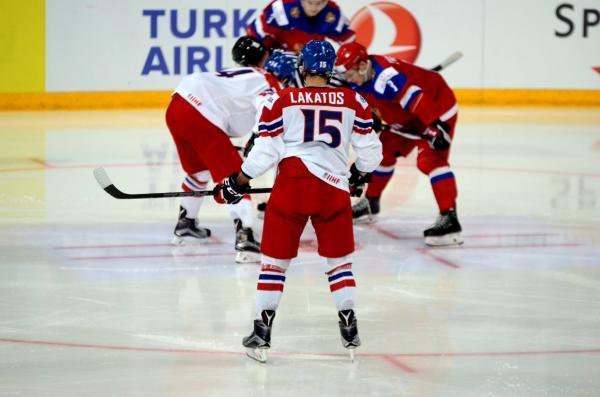 Hokej: MS U20 2020 Česko