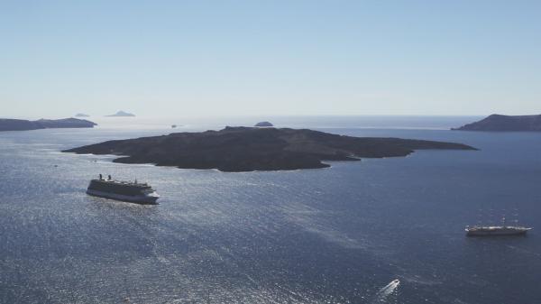 Santorini, ostrov opředený legendami