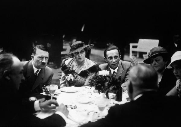 Dokument Magda Goebbelsová, prvá dáma Tretej ríše