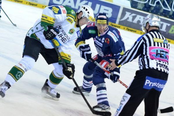 Hokej: HC Energie Karlovy Vary - Bílí Tygři Liberec