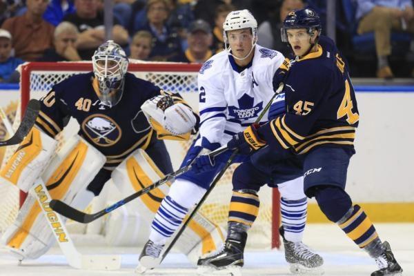 Buffalo Sabres - Toronto Maple Leafs