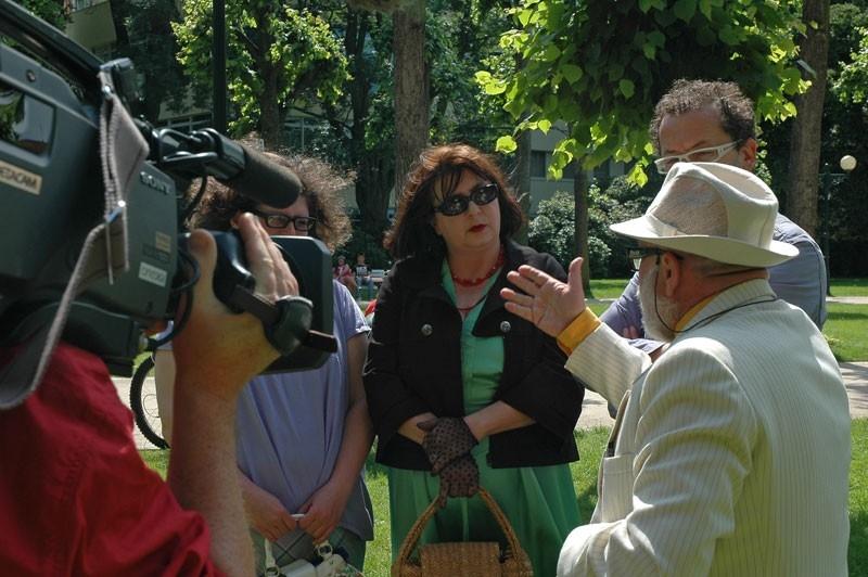 Dokument Karlovy Vary, sadové město