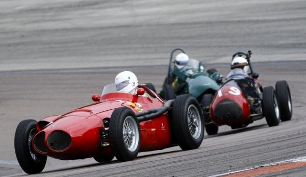 Grand Prix historických vozidel 2019