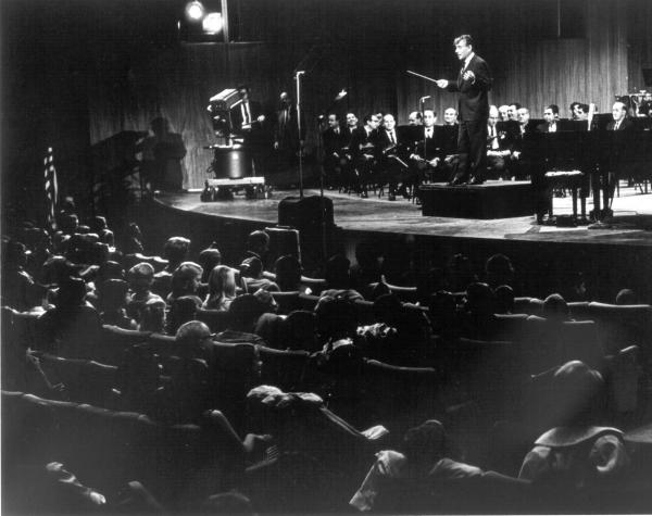 Dokument Leonard Bernstein o hudbě