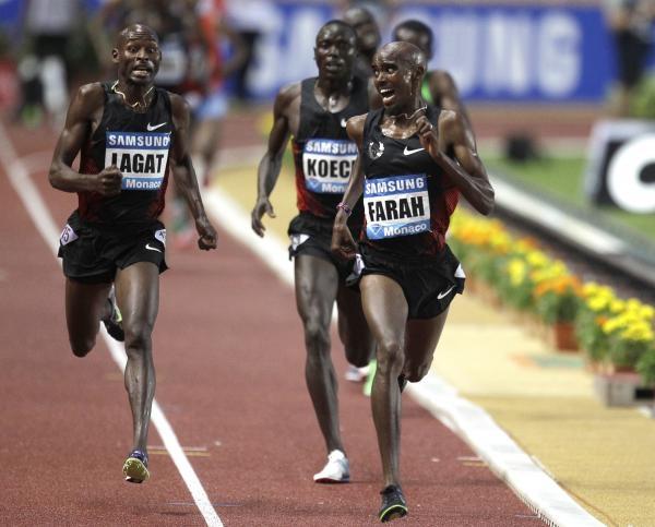 Atletika: Samsung Diamond League 2012
