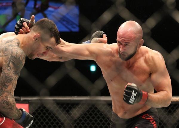 UFC: Volkan Oezdemir