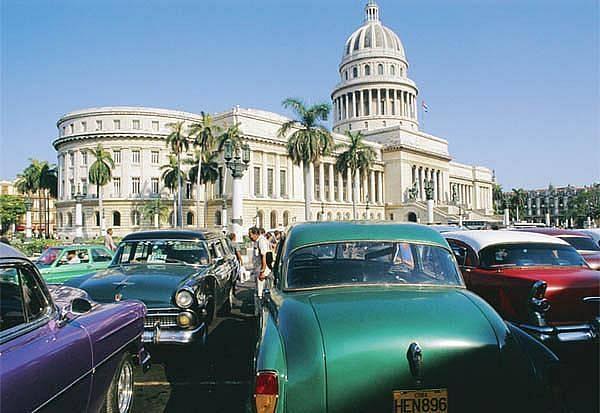 Kamera na cestách: Havana, kráska Karibiku