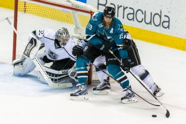 NHL Classic games: Los Angeles Kings - San Jose Sharks