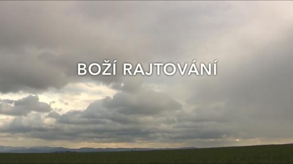 Documentary Boží rajtování
