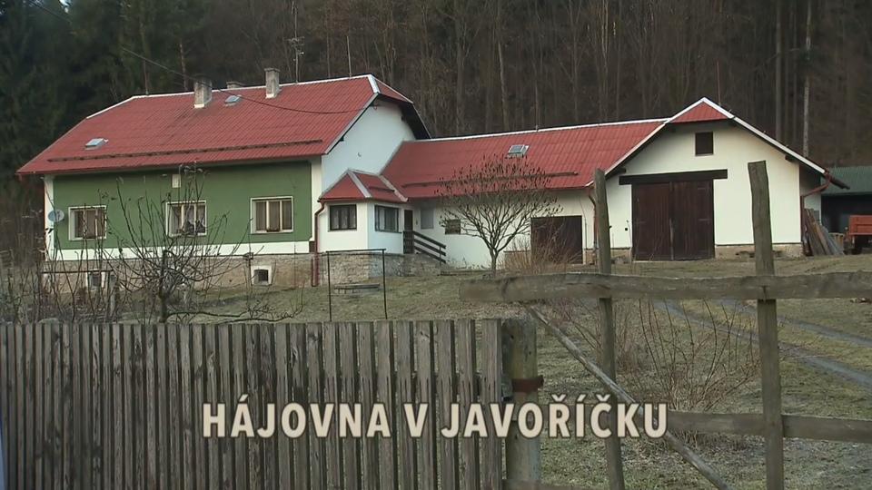 Dokument Hájovna v Javoříčku