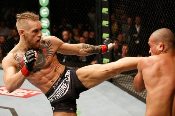 UFC Profil – Conor McGregor
