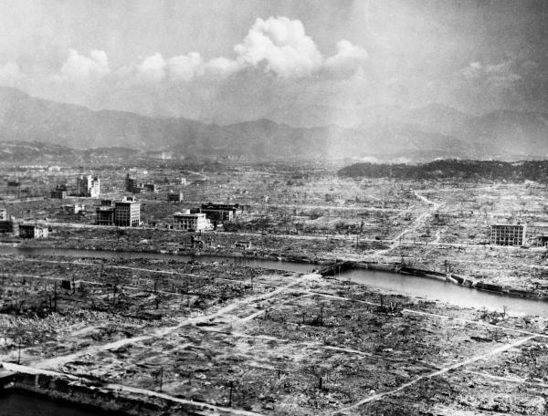 Hirošima - počátek atomového věku
