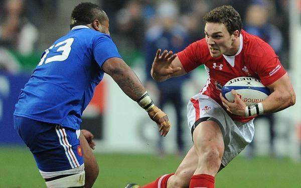 Ragby: Wales - Francie