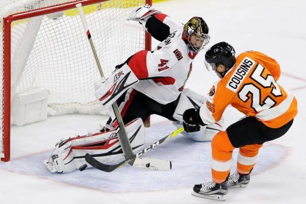 Philadelphia Flyers - Ottawa Senators
