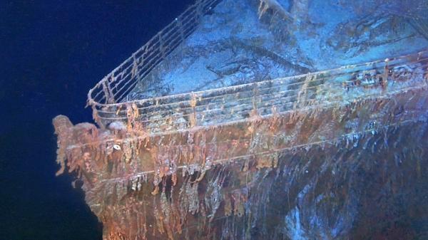 Odkrývání Titanicu