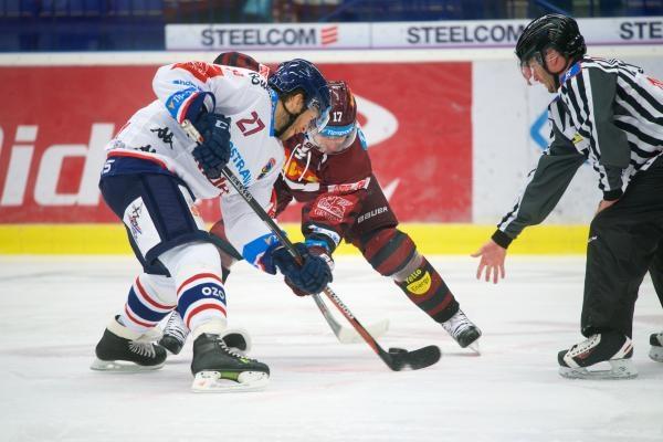 Hokej: HC VÍTKOVICE RIDERA - HC Sparta Praha