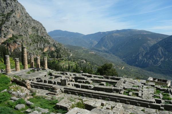 Dokument Nejkrásnější místa antického Řecka