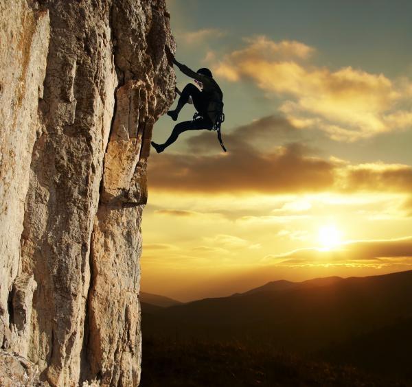 Výzva: Cyklistika a horolezectvo