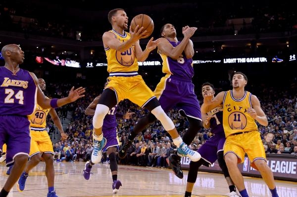 NBA Classic Games: Los Angeles Lakers - Golden State Warriors