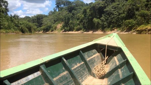 Neprobádaná Amazonie