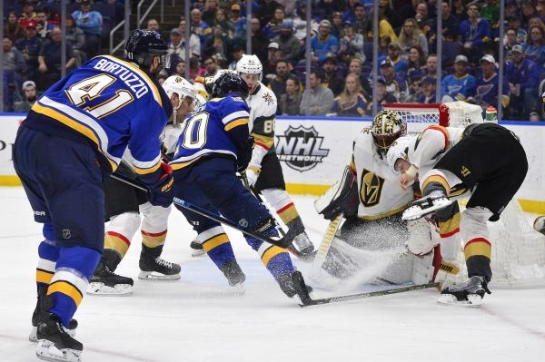 Vegas Golden Knights - St. Louis Blues